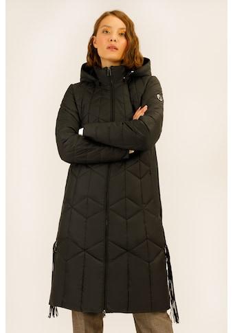 Finn Flare Steppmantel, im modischen Design kaufen