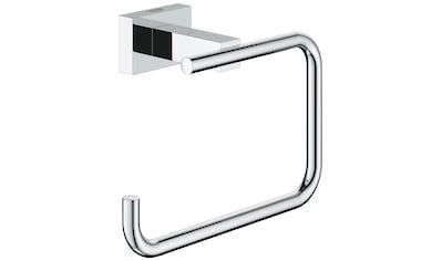 GROHE Toilettenpapierhalter »Essentials Cube«, ohne Deckel, chrom kaufen