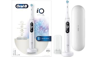 Oral B Elektrische Zahnbürste »iO Series 7N«, 1 St. Aufsteckbürsten, Magnet-Technologie kaufen