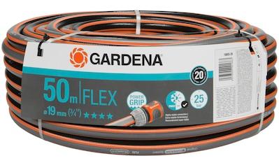 """GARDENA Gartenschlauch »Comfort FLEX, 18055 - 20«, 19 mm (3/4""""), 50 Meter kaufen"""
