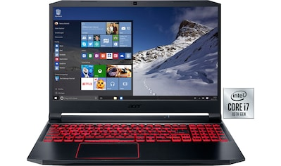 Acer Nitro 5 Notebook (39,62 cm / 15,6 Zoll, Intel,Core i7,  -  GB HDD, 1000 GB SSD) kaufen