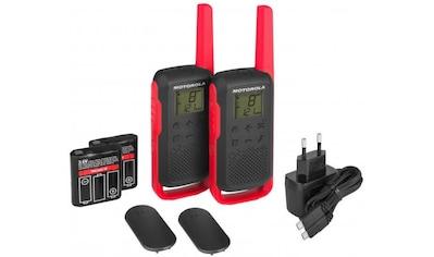 Motorola Funkgerät »Funkgerät TALKABOUT T62« kaufen