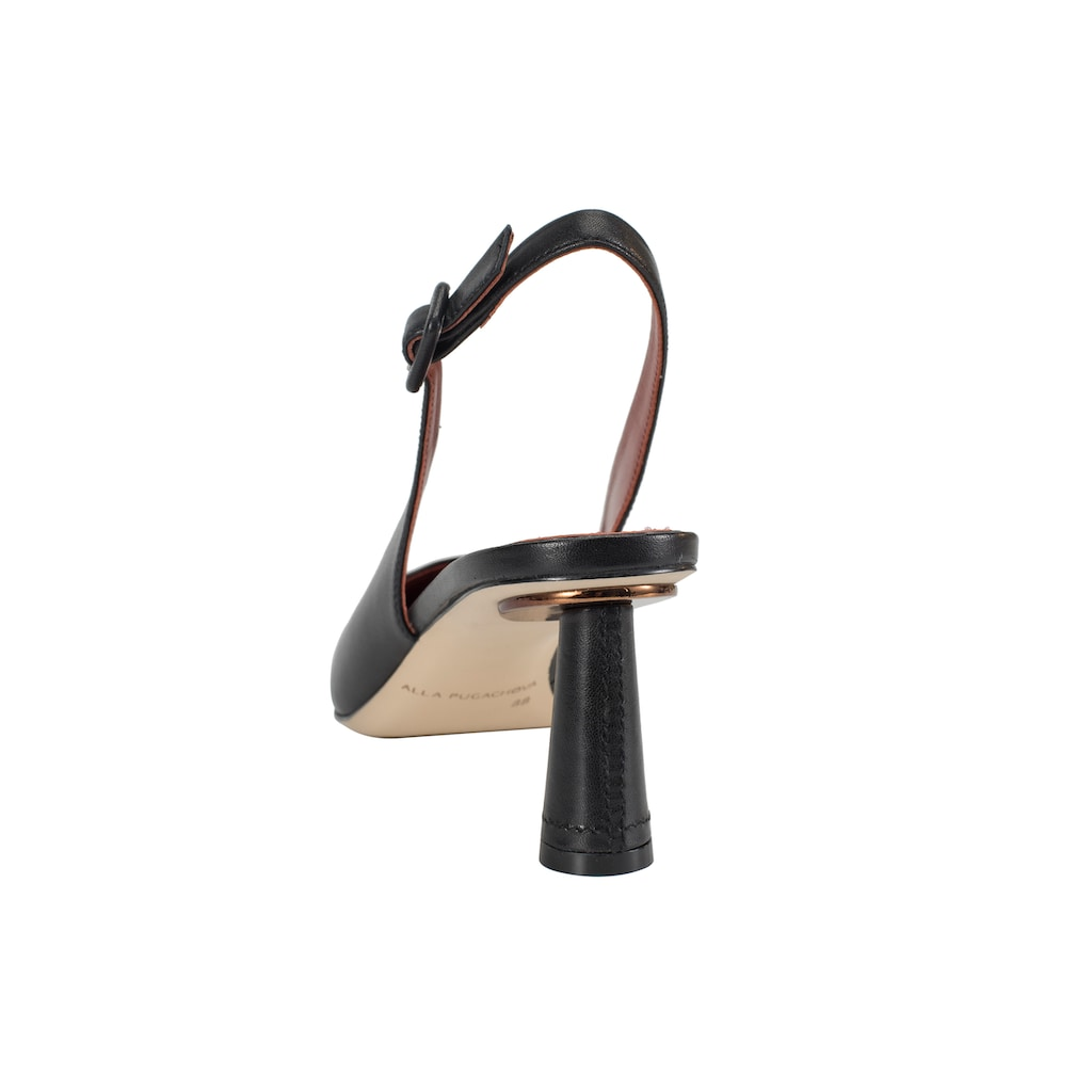 ekonika Pumps »ALLA PUGACHOVA«, mit ansprechender Slingback-Silhouette