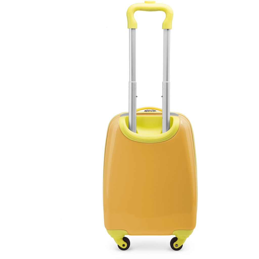 Hauptstadtkoffer Kinderkoffer »For Kids«, 4 Rollen