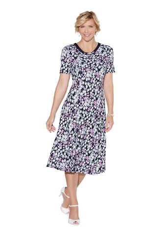 Classic Jersey - Kleid mit modischem Druck kaufen