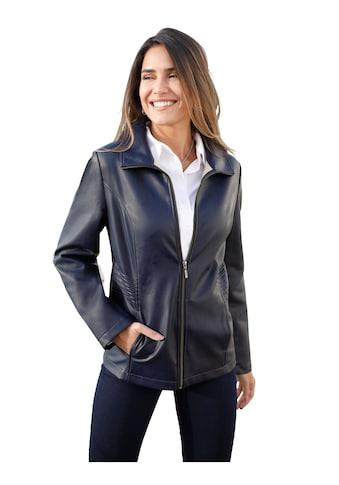 Classic Basics Jacke mit seitlichen Biesen kaufen