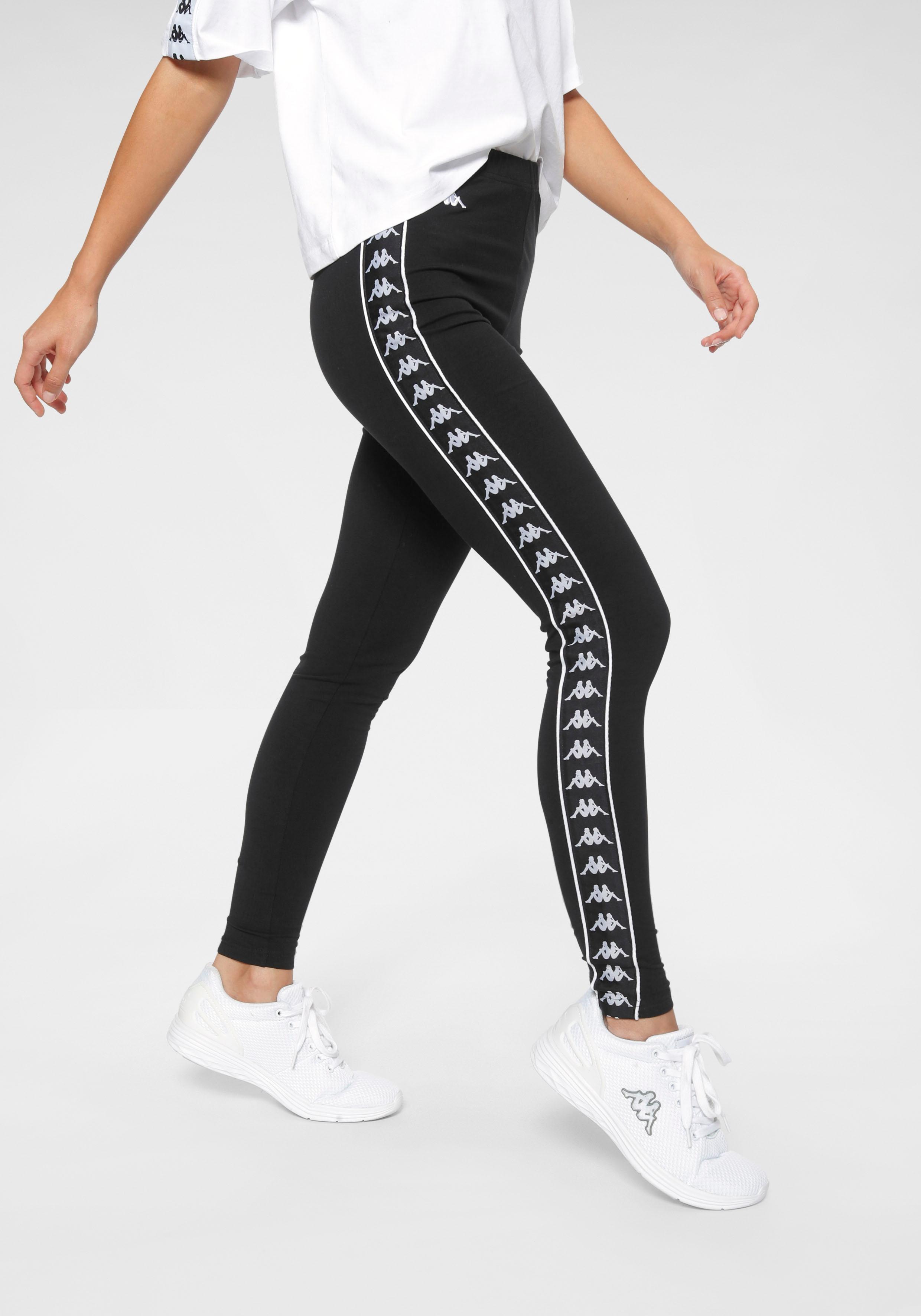 Kappa Leggings LEGGINGS Damenmode/Bekleidung/Hosen/Leggings
