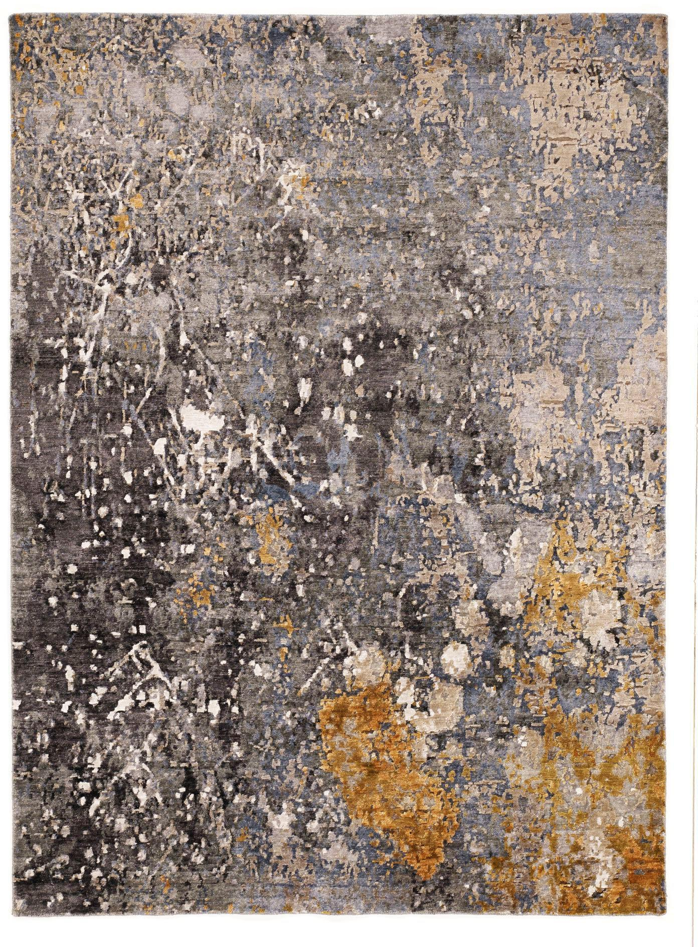 Teppich Signature Orimon OCI DIE TEPPICHMARKE rechteckig Höhe 4 mm manuell geknüpft