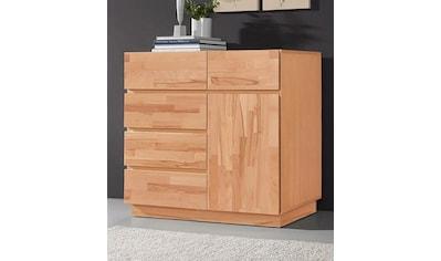 Kommode, Breite 90 cm mit 5 Schubladen kaufen