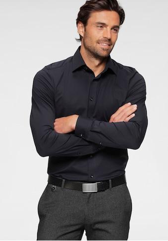 OLYMP Businesshemd »Luxor modern fit 24 / Seven«, bequeme Jersey-Qualität kaufen