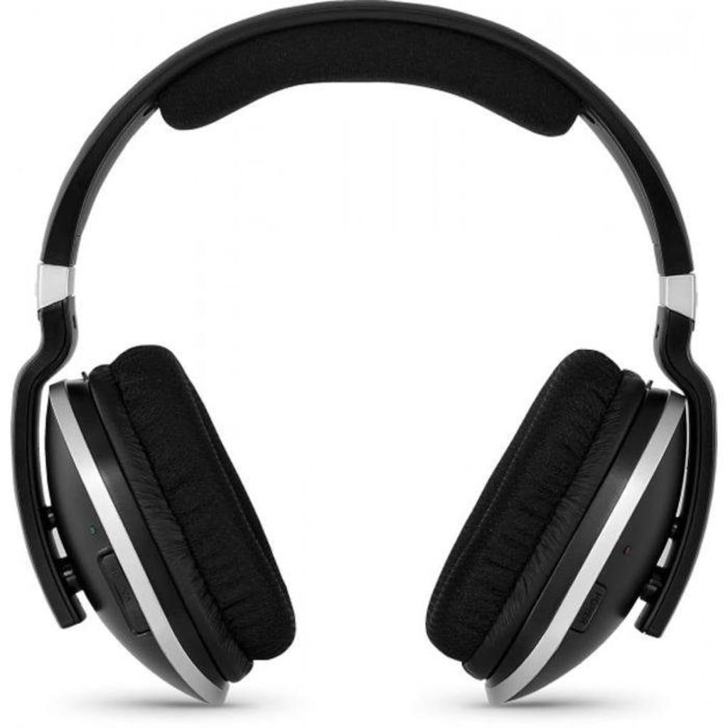 TechniSat Funk-Kopfhörer »StereoMan 2«, (inkl. Akku, Stereo)