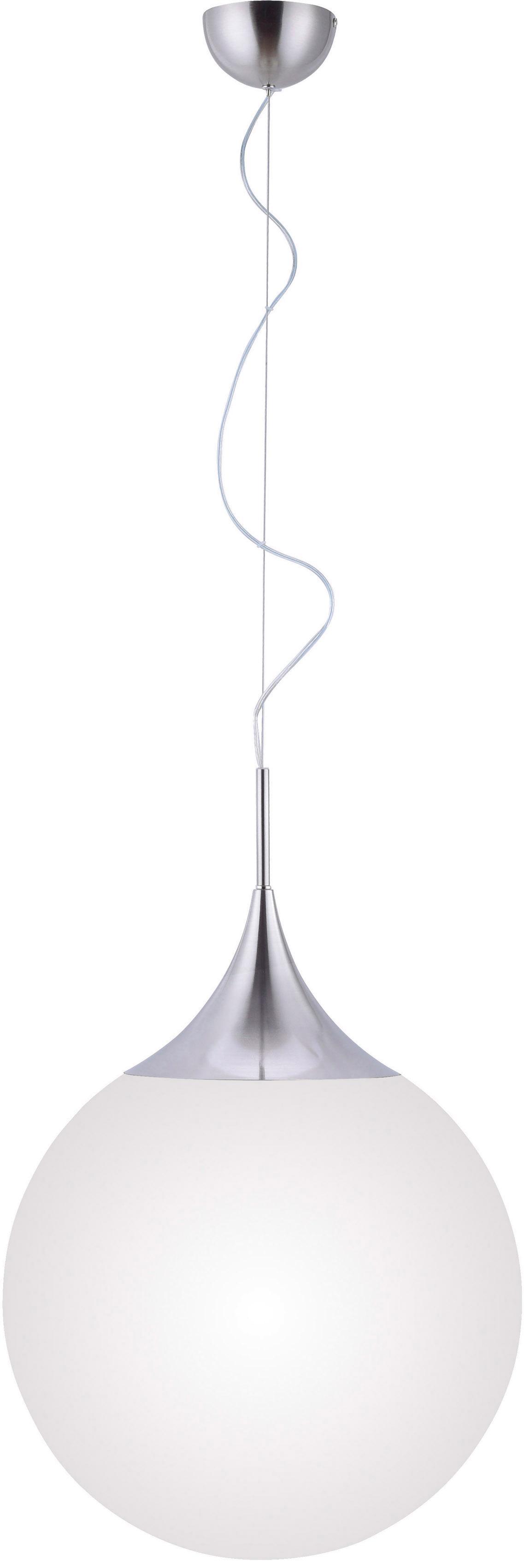 TRIO Leuchten LED Pendelleuchte DAMIAN