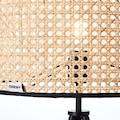 COUCH♥ Stehlampe »feines Geflecht«, E27, 1 St., Stehleuchte mit Wiener Geflecht Schirm, COUCH♥ Lieblingsstücke, Retro, standfestes Dreibein
