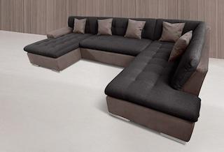 trendmanufaktur wohnlandschaft auf rechnung bestellen baur. Black Bedroom Furniture Sets. Home Design Ideas