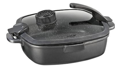 STONELINE Bratpfanne »Smell Well«, Aluminium, (1 tlg.), inkl. Thermogriffschützer, Induktion kaufen