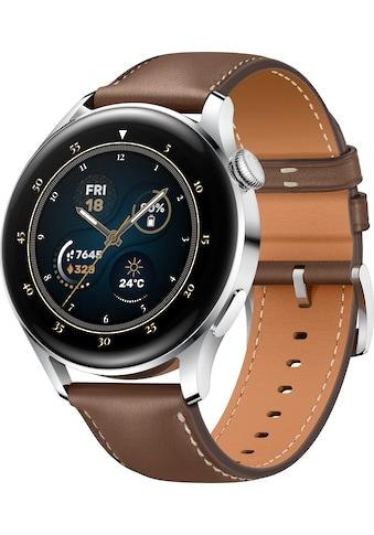 Huawei Smartwatch »Watch 3 Classic«, (Harmony OS) kaufen