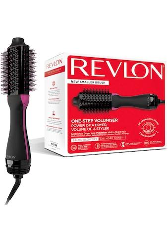 Revlon Warmluftbürste »RVDR5282UKE«, 1 Aufsätze}, Salon One-Step Haartrockner &Volumiser kaufen