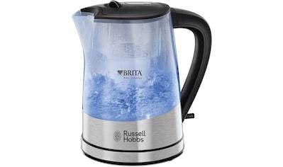 RUSSELL HOBBS Wasserkocher »WK 22850-70«, 1,5 l, 2200 W, mit Brita Maxtra Filterkartusche kaufen