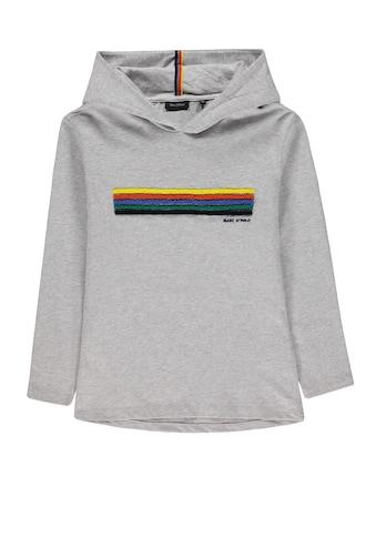 Marc O'Polo Junior Langarmshirt mit Kapuze »Rainbow« kaufen
