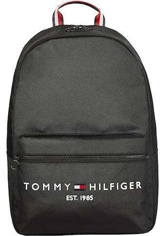 Tommy Hilfiger Cityrucksack »TH ESTABLISHED BACKPACK«, mit aufgesticktem Tommy... kaufen
