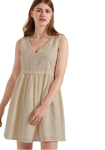 TOM TAILOR Denim Sommerkleid, mit Knopfleiste am Rücken kaufen