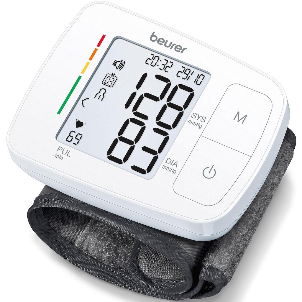 BEURER Handgelenk-Blutdruckmessgerät BC 21