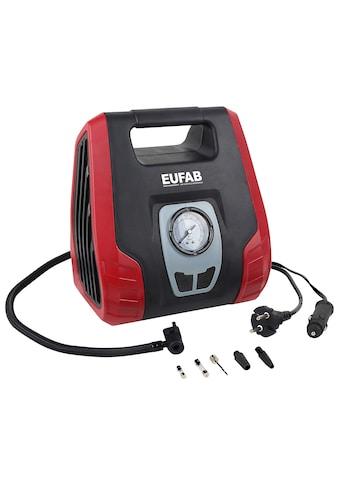 EUFAB Kompressor , 12/230 V, inkl. Adapter kaufen