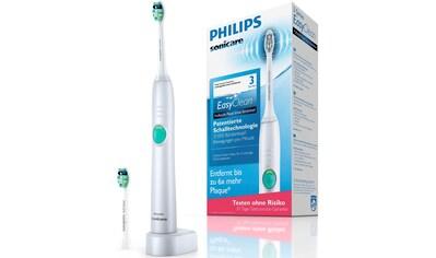 Philips Sonicare Schallzahnbürste HX6512/45 EasyClean, Aufsteckbürsten: 2 Stk. kaufen