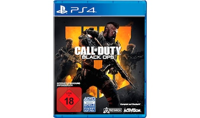 Activision Spiel »Call of Duty Black Ops 4«, PlayStation 4 kaufen