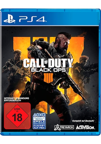 Call of Duty Black Ops 4 PlayStation 4 kaufen