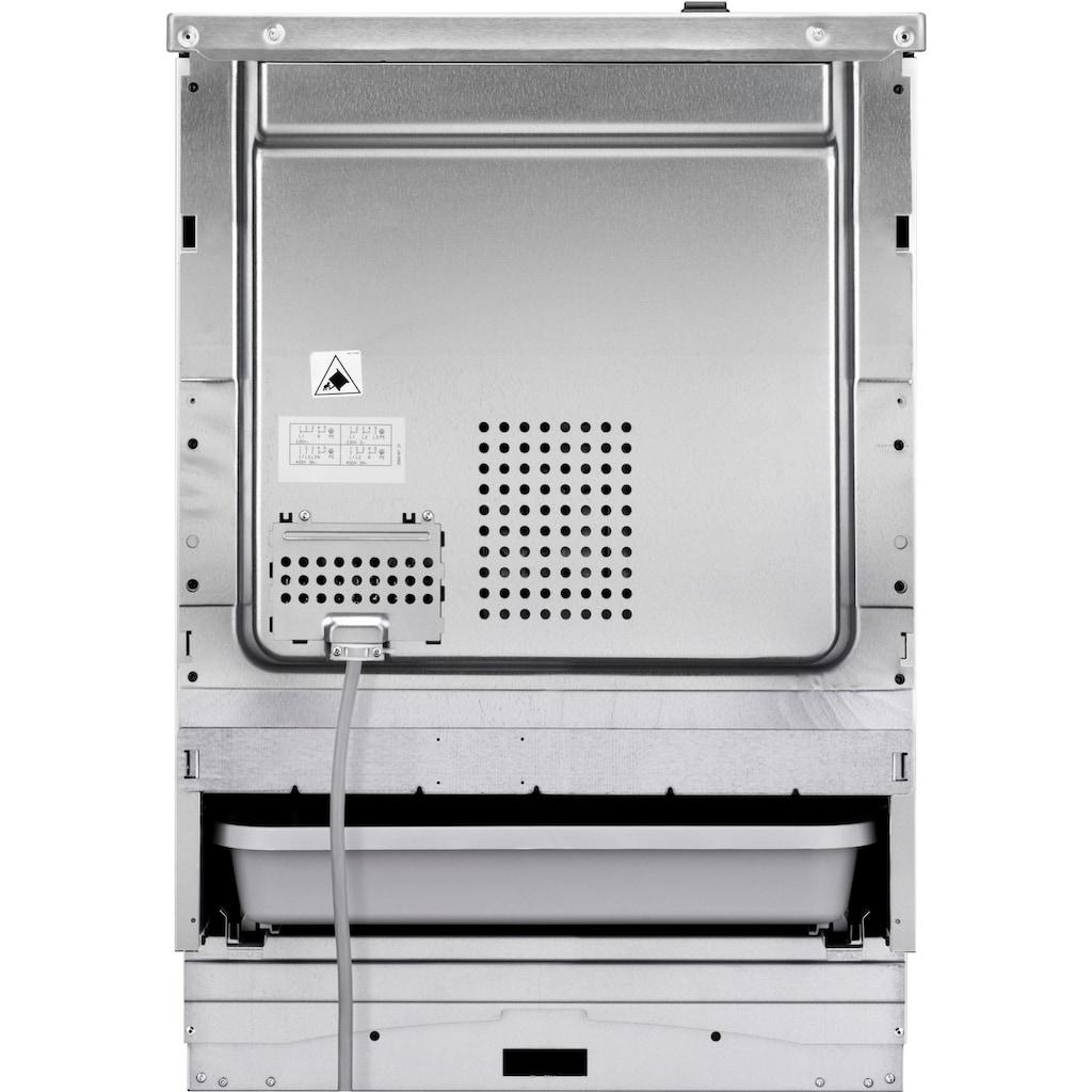 AEG Elektro-Standherd »47A56VS-MN«, 47A56VS-MN, mit Backauszug, mit Bräterzone