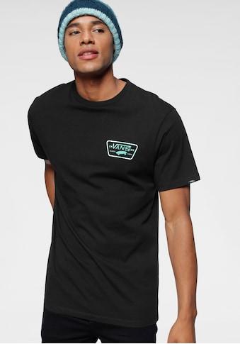 Vans T - Shirt »FULL PATCH BACK« kaufen