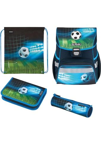 Herlitz Schulranzen »Loop Plus Soccer« (Set, 4 tlg.) kaufen