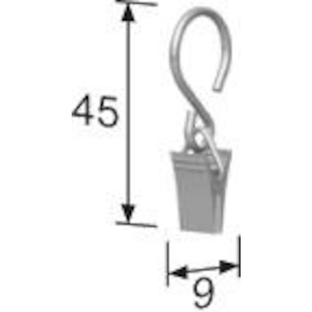 indeko Seilklammern, Ø 12 mm
