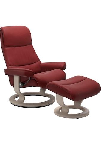 Stressless® Relaxsessel »View«, mit Classic Base, Größe S,Gestell Whitewash kaufen