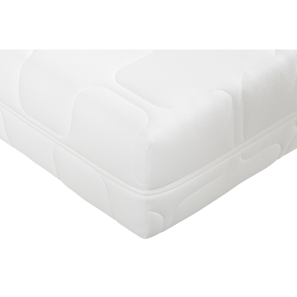 BeCo EXCLUSIV Komfortschaummatratze »Grand Relax«, 25 cm cm hoch, (1 St.), Boxspring-Feeling wie im Luxus-Hotel