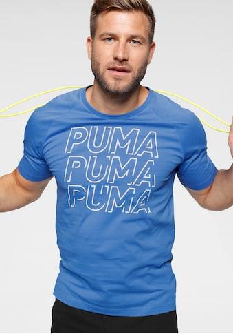 PUMA Trainingsshirt »MODERN SPORTS Logo Tee« kaufen
