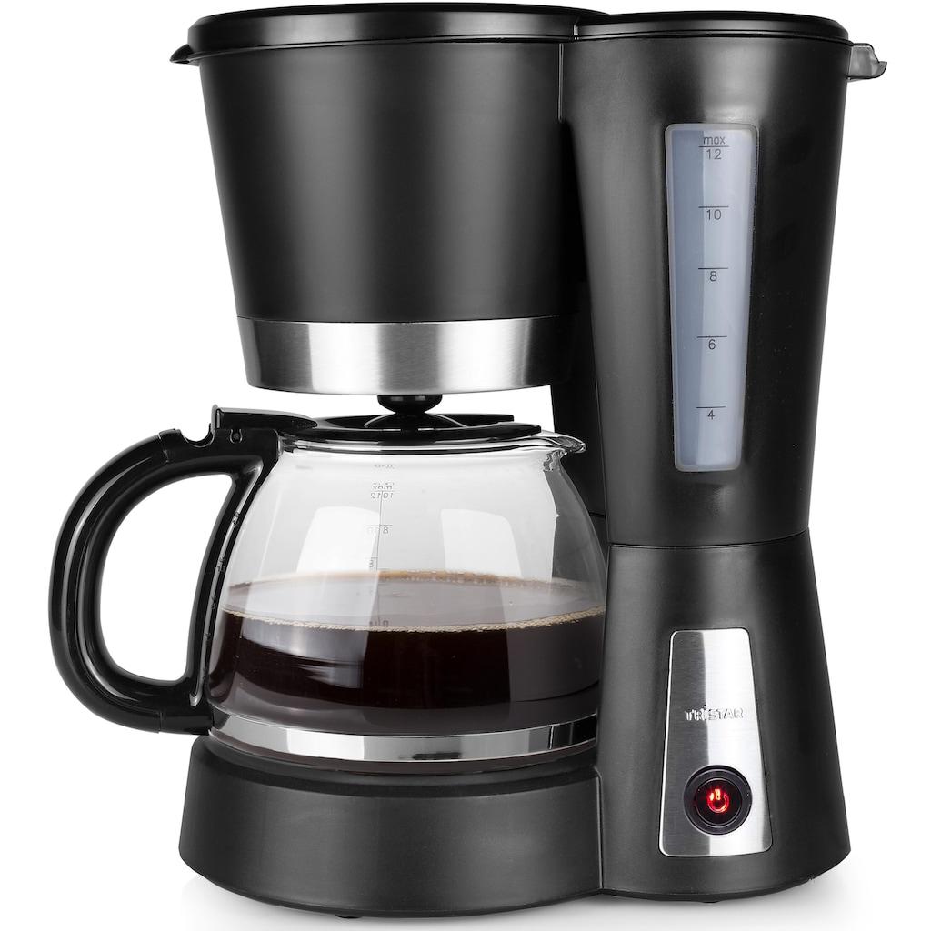 Tristar Filterkaffeemaschine »Kaffeemaschine CM-1236«, Papierfilter, 1x4