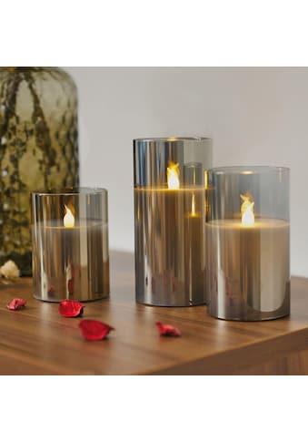 Pauleen LED-Kerze »Classy Smokey Candle«, Wachskerze kaufen