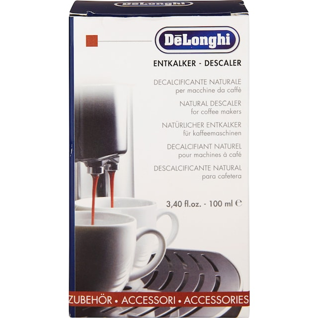 De'Longhi Kaffeevollautomat Magnifica ESAM 4008, 1,8l Tank, Kegelmahlwerk
