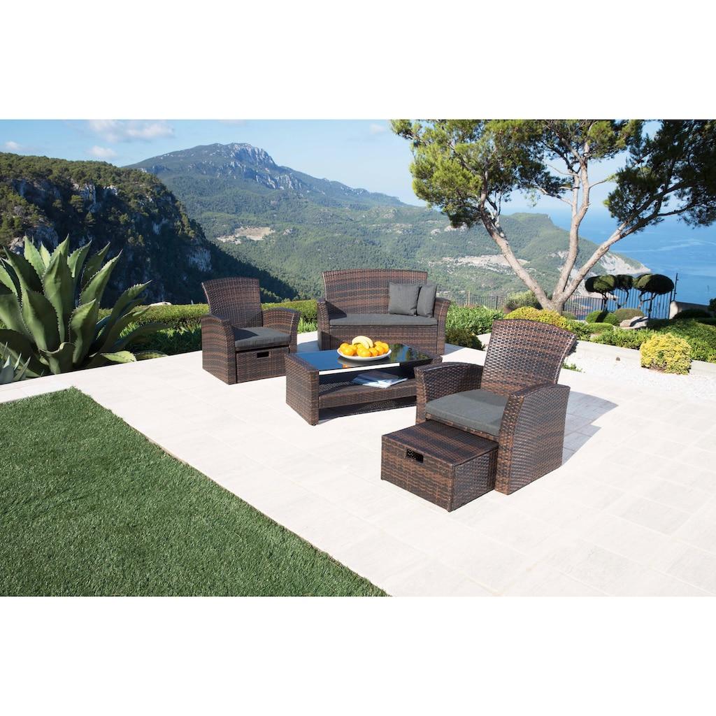GO-DE Sesselauflage »Formentra«