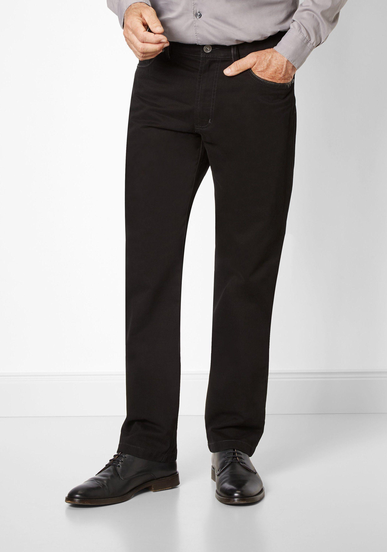 Suprax 5-Pocket Hose | Bekleidung > Hosen > Sonstige Hosen | Schwarz | Elasthan | SUPRAX