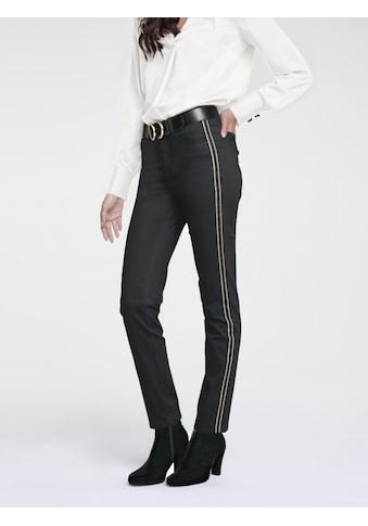 Jeans Belena mit Zierband kaufen