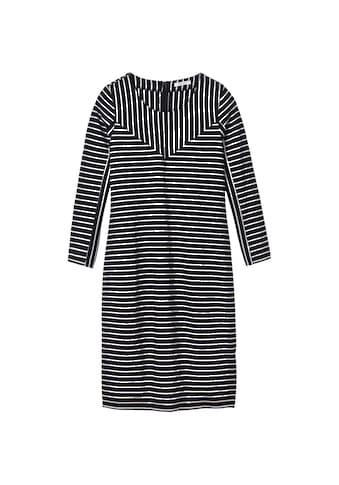 Sandwich Kleid mit Streifenmuster kaufen