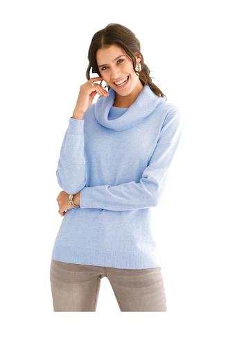 Inspirationen Pullover aus reiner Baumwolle kaufen