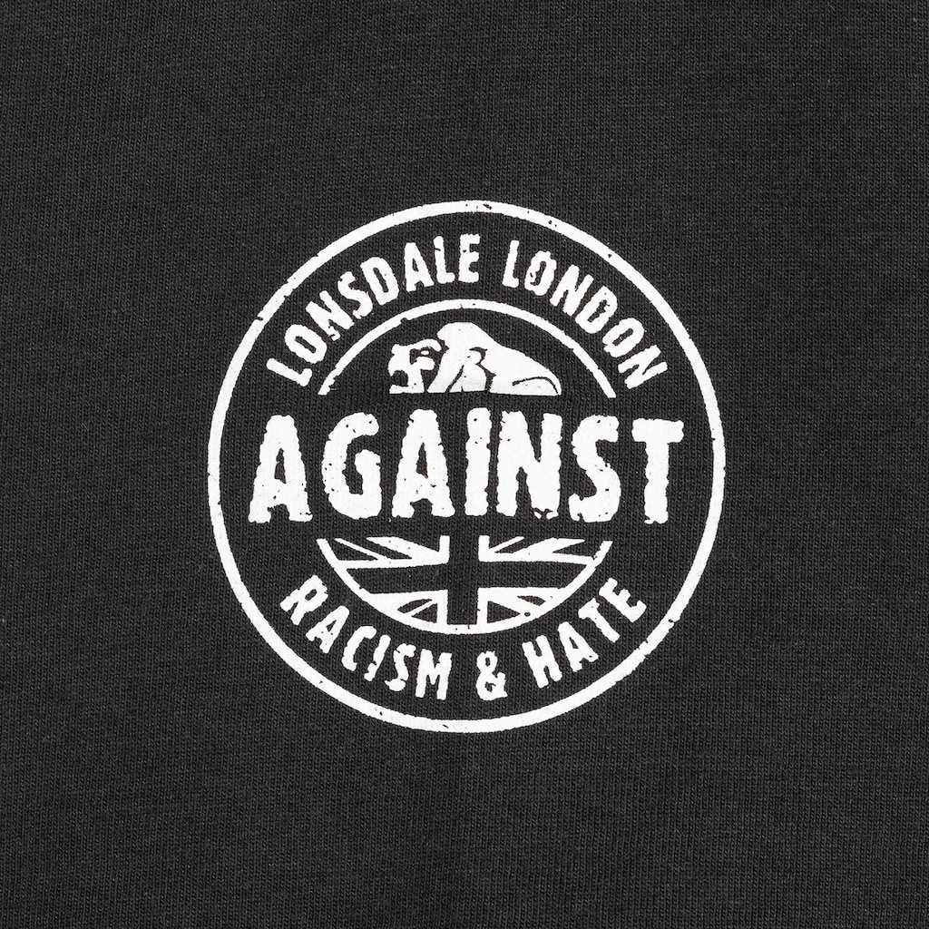 Lonsdale Print-Shirt »Warlingham«, mit tollem Print