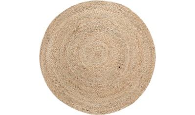 Teppich, »Mamda 2«, LUXOR living, rund, Höhe 4 mm, manuell geknüpft kaufen