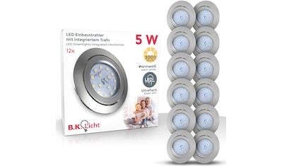 B.K.Licht,LED Einbauleuchte»Kiro«, kaufen