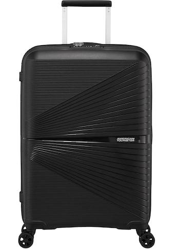 American Tourister® Hartschalen-Trolley »Airconic, 67 cm, onyx black«, 4 Rollen kaufen