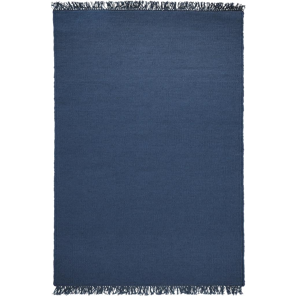 Home affaire Teppich »Raigad«, rechteckig, 7 mm Höhe, Wendeteppich, Wohnzimmer